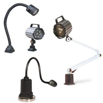 Lampy maszynowe