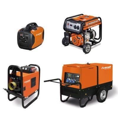 Generatory prądu