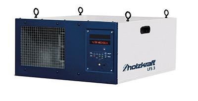 Inteligentny system filtrowania powietrza