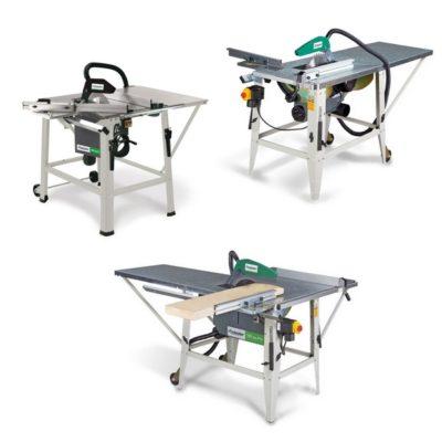 Pilarki budowlane / stołowe