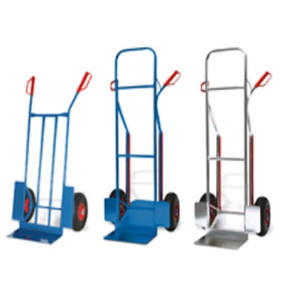Wózki na worki i palety