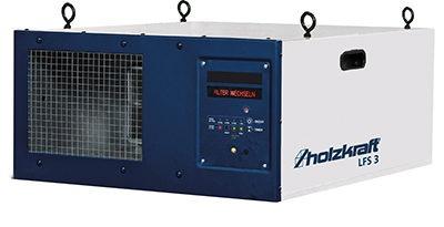System filtracji powietrza LFS 3